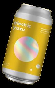 Sparkling ELECTRIC YUZU