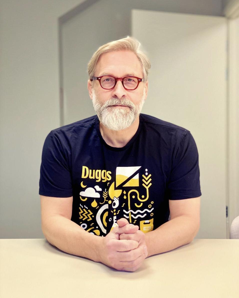 Mikael Dugge Engström