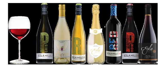 Eola Hills wines