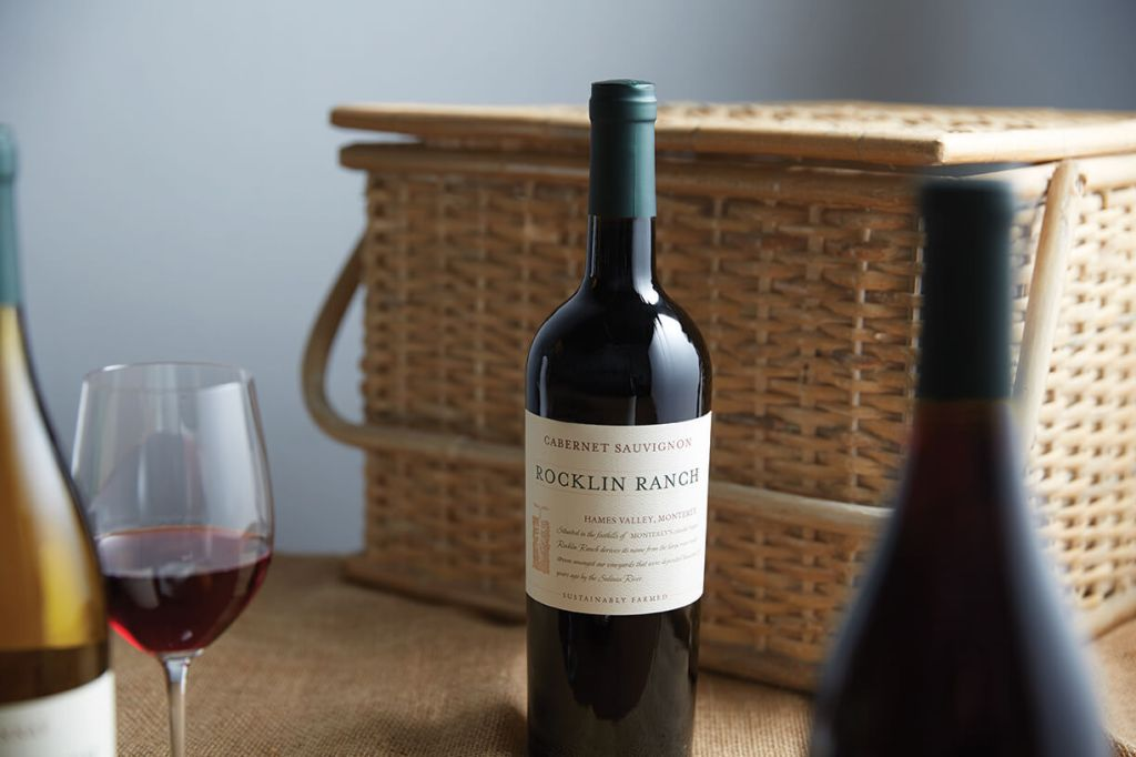 Rocklin Ranch Cabernet Wine