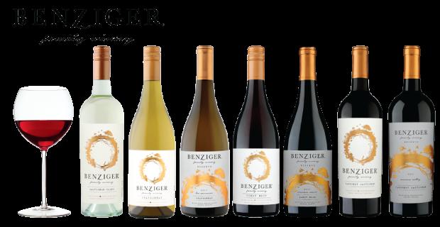 Benziger Wine Tasting